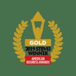Stevie 2019 Gold Winner
