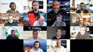 Mesa redonda sobre cibersegurança na IT Channel